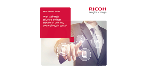 RICOH Intelligent Support Web Help