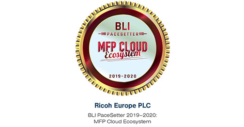 Seal - Ricoh MFP Cloud Ecosystem EPACE - Europe