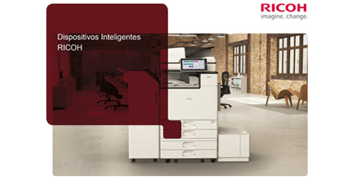 Brochura de RICOH Intelligent Devices